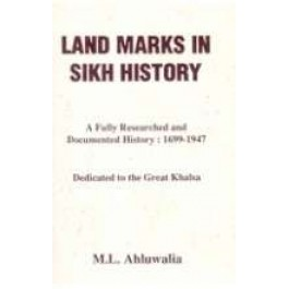 Land Marks in Sikh History