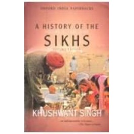 A History of the Sikhs - Vol2