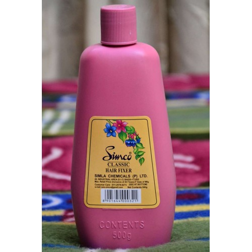 Simco Pink hair fixer (500g)