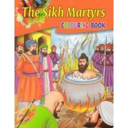 Sikh Martyrs coloring Books