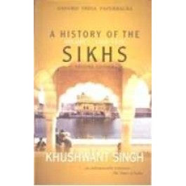 A history of the sikhs(1469-1839)