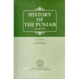 History of the punjab&vol.1
