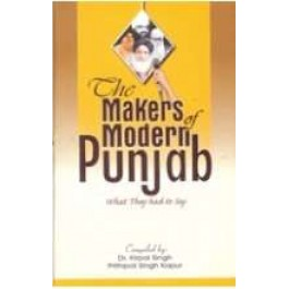 The maker of the modern  punjab