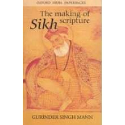 The making of Sikh Scripture