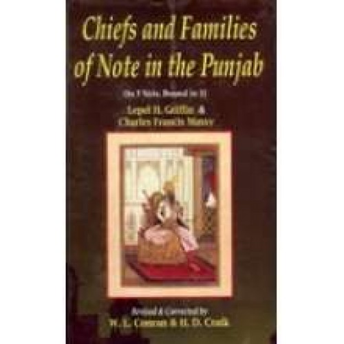 Chiefs and Family of Note in Punjab