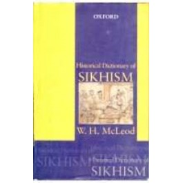 Historcal Dictionary of Sikhism
