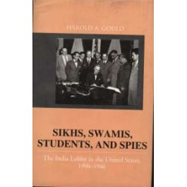 Sikh Swami Students and Spies