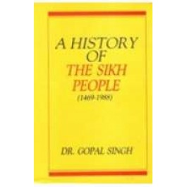 History of the sikh people