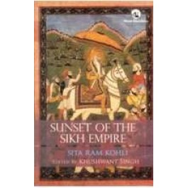 Sunset of the sikh empire