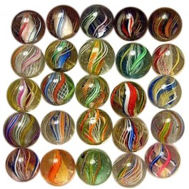 Bunte / Marbles ( set of 10)