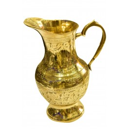 Jug brass lemon 1.25lt