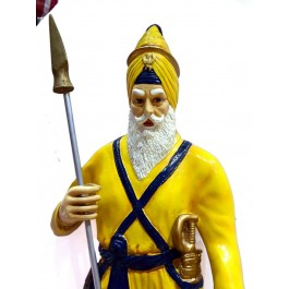 Nihang Singh - 6 inches