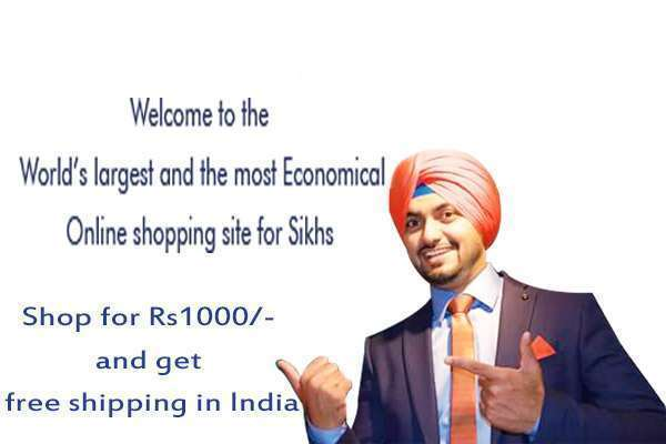 Khalsa Store- World's largest Online shopping store for